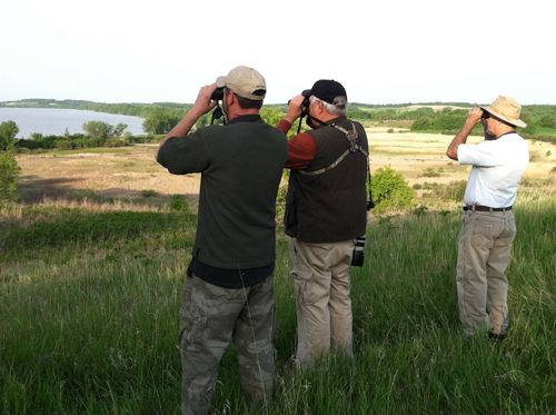 The 16th annual Festival of Birds offers birders various field trips, including Seven Sisters Prairie, to spot many varieties of birds.