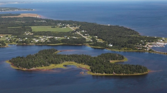 The Pugwash River Estuary, Nova Scotia, is shown in this undated handout photo. The Nature Conservancy of Canada is purchasing a 72-hectare site in Nova Scotia that includes five kilometres of shoreline along the river.(Nature Conservancy of Canada) Read more: http://www.ctvnews.ca/canada/nature-conservancy-buys-land-along-pugwash-river-canfield-creek-1.1280684#ixzz2THVSQPtn